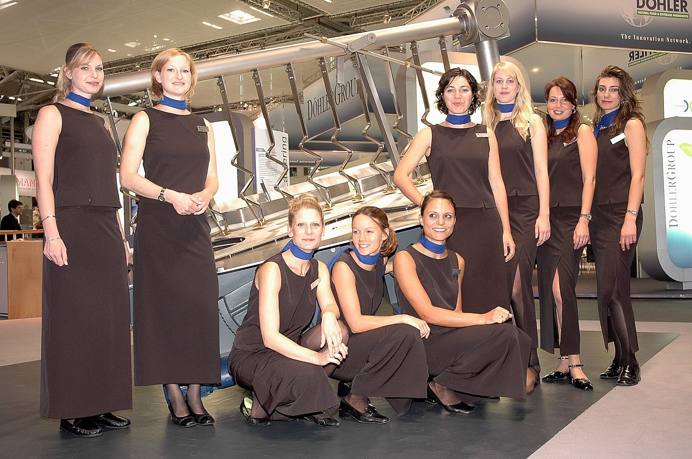 Huppmann crew DrinkTec 05 - 2