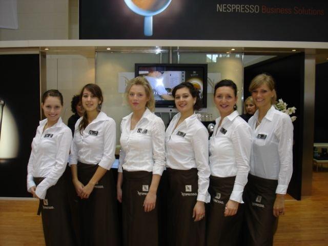 Internorga 08 Nespresso