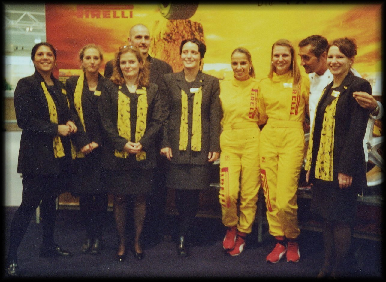 Pirelli 01 Crew WP
